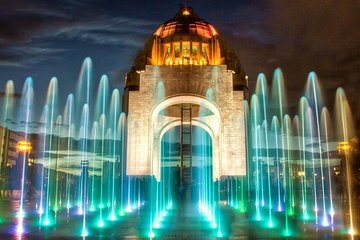 Ticket to Monument and Museum of the Revolution in Mexico City