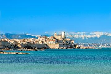 Cannes, Antibes & Paul de Vence Private Half-Day Tour
