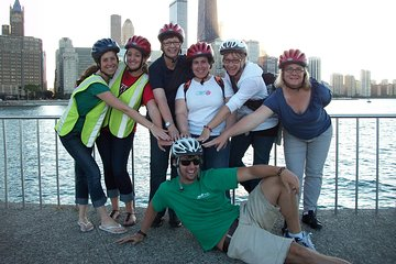 Chicago Sites at Night Bike Tour Tickets