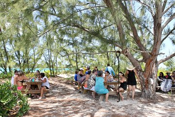 Full Day Beach BBQ Lunch & Snorkeling Excursion in Grace Bay