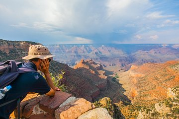 Small-Group Grand Canyon South Rim Deluxe Tour from Las Vegas