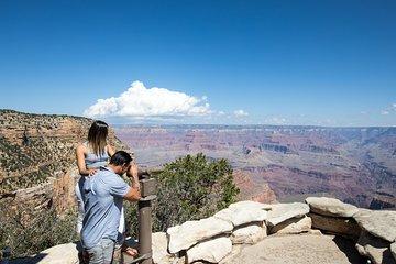 Deluxe-vliegtour over de zuidrand van de Grand Canyon