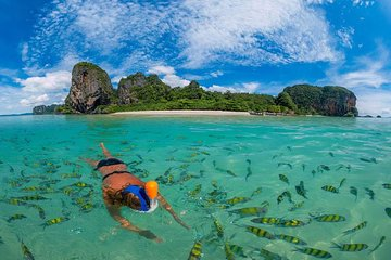 Phi Phi Islands Full Day Tour From Phi Phi by Big Boat