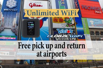 WiFi rental around world - Vision Global WiFi 59 Experiences in Los