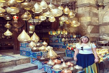 Save 10.00%! Cairo City Tour Felucca Ride and Cairo Tower