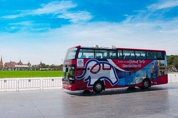 Elephant Go Go Hop-on Hop-off Bus Tour for 2 Day Pass