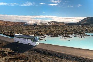 Blue Lagoon Return Bus Transfer from Reykjavik