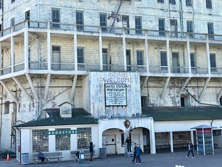 Alcatraz Muir Woods Sausalito Redwoods From San