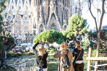 Fast Track Sagrada Familia Guided Tour