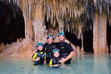 Rio Secreto Underground River Tour with Crystal Caves