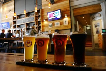 Whistler Private Sightseeing Tour Includes Whistler and Squamish Breweries