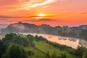 Vistula Riverside Private Bike Tour