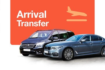 Private Arrival Transfer from Frankfurt FRA Airport to Frankfurt City