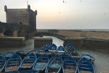 ATLANTIC GEM: 1 Day Trip from Marrakech to the historic town of ESSAOUIRA