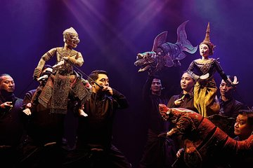 Bangkok Joe Louis Thai Puppet Theatre