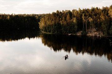 Nuuksio Canoe and Hike Adventure