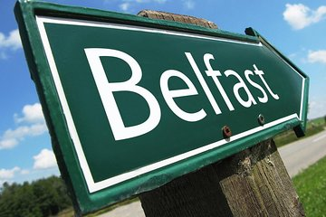 Private Departure Transfer: Hotel to Belfast Airport