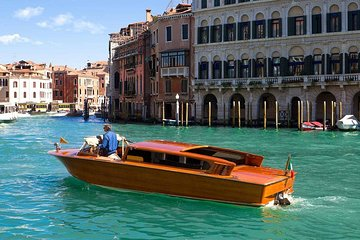 Venice Transfers from OR to Marco Polo Airport
