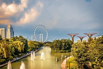 Must see Singapore with a local: private & personalized