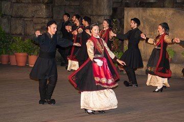 Dora Stratou Greek Dancing Show Ticket – Skip the Line