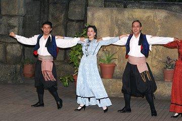 Dora Stratou Greek dances lesson & Show in Athens
