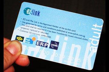 Ez-link Card Singapore