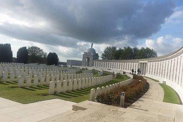 Tour of Flanders World War I Battlefields from Brussels