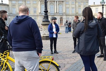 Cycle like a Viking in Copenhagen - Private Tour in Spanish