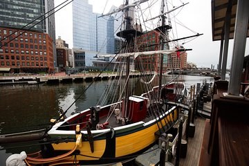 Boston Freedom Trail Day Trip from New York City