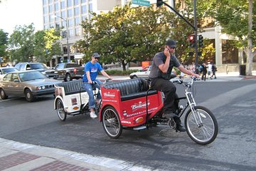 Central Park Pedicab Guided Tours