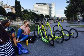 Kick Bike Tour Through Vienna with Locals