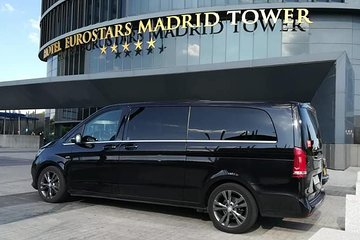 Madrid Airport Private Transfer