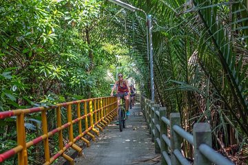 Bangkok Jungle Bike Tour
