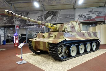 Kubinka Tank Museum (Patriot Park) Private Tour