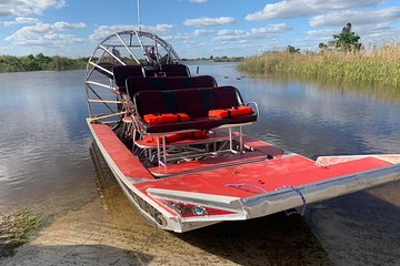 Top 10 Booked Fort Lauderdale Airboat Tours (with Prices)