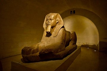 Egypt Theme Tour in the Louvre Museum - Family Tour