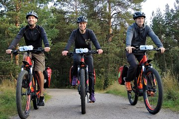 Helsinki Western Delights E-Bike Tour