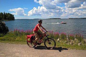 Helsinki Overnight Escape E-Bike Tour