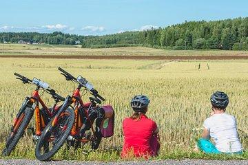Helsinki Wellness E-Bike Tour