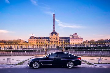 Private Transfer CDG Airport - PARIS