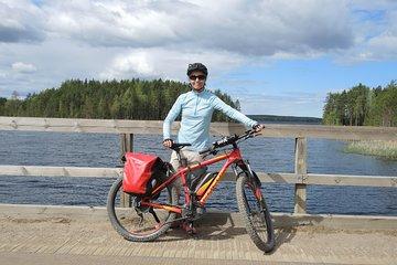 Lakes & Forests E-Bike Tour