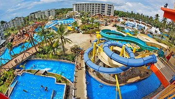 Jungle Aqua Park Full Day With Lunch - Hurghada