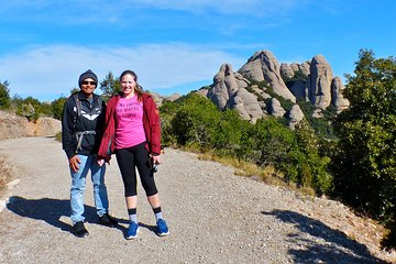 Montserrat Hiking Experience from Barcelona