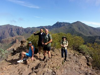 Hiking in Tenerife's Great Outdoors