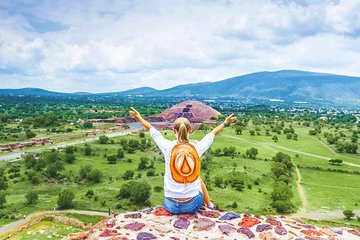 Teotihuacan, Shrine of Guadalupe & Tlatelolco All-Inclusive Tour