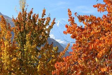 Excursão de outono em Hunza
