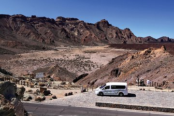 Get to know the Teide National Park and the south of Tenerife on a private tour