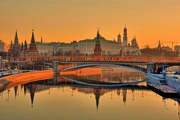 Discover Moscow - 5 Afternoons & Evenings Excursions