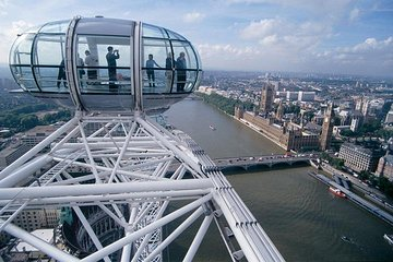 London Eye 4D Experience Skip the line Tickets Tickets
