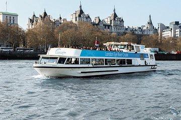 London Eye River Cruise and Standard London Eye Ticket